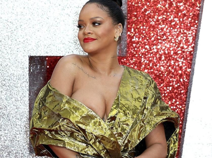 De Barbados para el mundo: 20 fotografías del antes y después de Rihanna 18