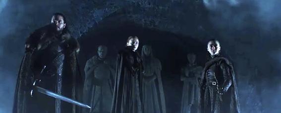 El significado detrás del tráiler de la última temporada de 'Game of Thrones'