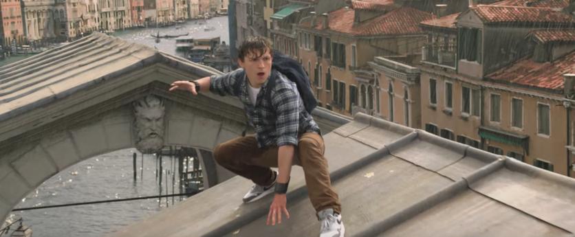 5 cosas que aprendimos del primer tráiler de 'Spider-Man: Lejos de Casa' 4
