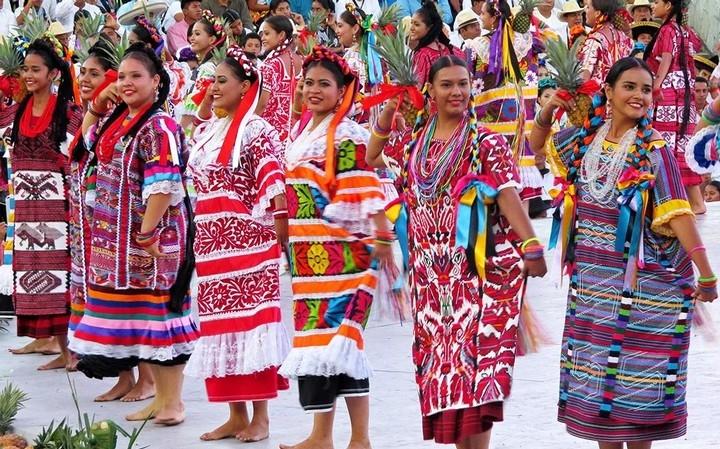 Danza Flor de Piña, el baile que enalteció a Tuxtepec dentro del folclor oaxaqueño 2