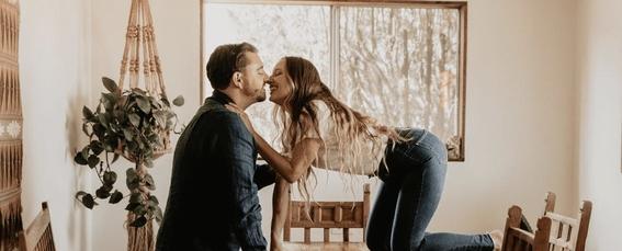 8 maneras diferentes de demostrarle a tu pareja cuánto lo amas