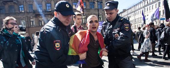 La república que empezó una purga contra los homosexuales