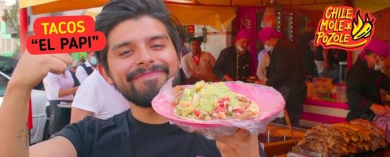 Tacos El Papi: Los más gigantes y atascados que vas a probar en la CDMX
