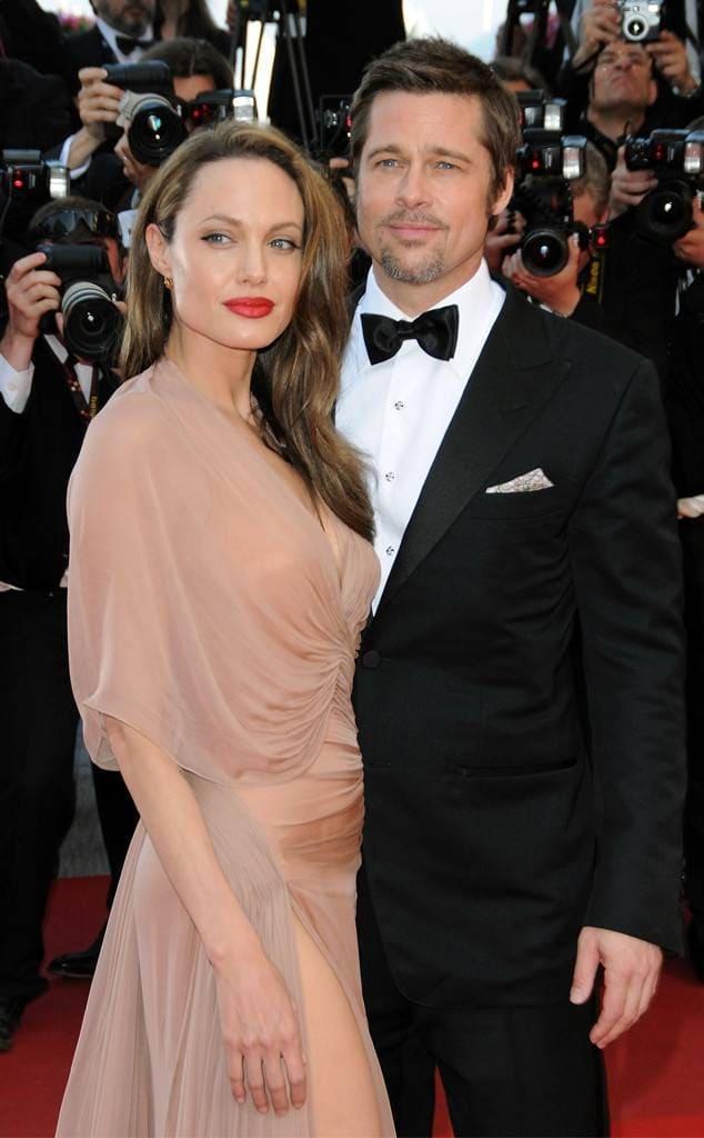 Imágenes de Brad Pitt y Charlize Theron que demuestran que nacieron para estar juntos 10