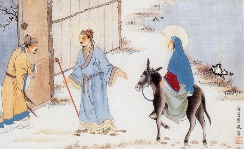 La extraña teoría japonesa que asegura que Jesucristo murió en Japón 3