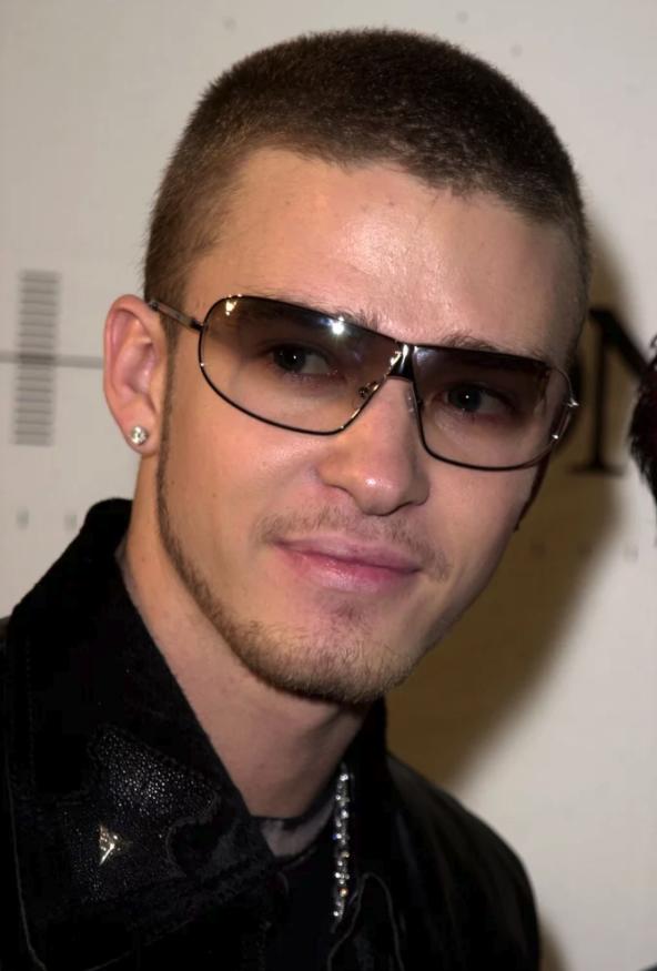 Baile, amantes y Britney: 27 fotografías del antes y después de Justin Timberlake 5