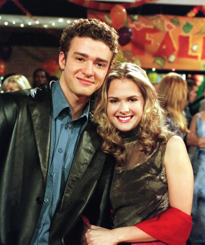 Baile, amantes y Britney: 27 fotografías del antes y después de Justin Timberlake 8