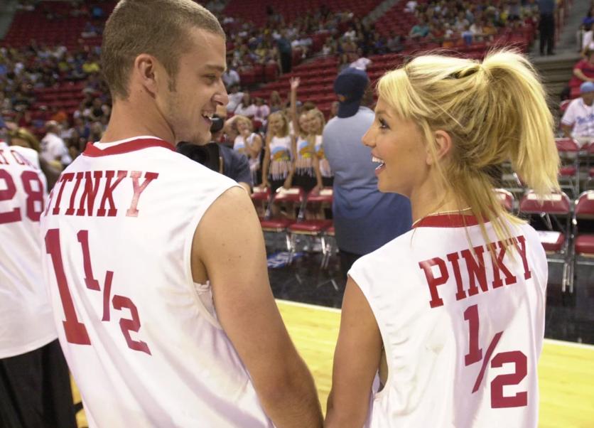 Baile, amantes y Britney: 27 fotografías del antes y después de Justin Timberlake 10