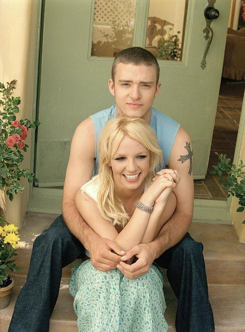 Baile, amantes y Britney: 27 fotografías del antes y después de Justin Timberlake 12