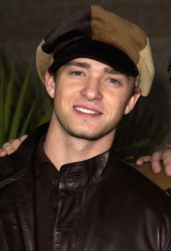 Baile, amantes y Britney: 27 fotografías del antes y después de Justin Timberlake 16