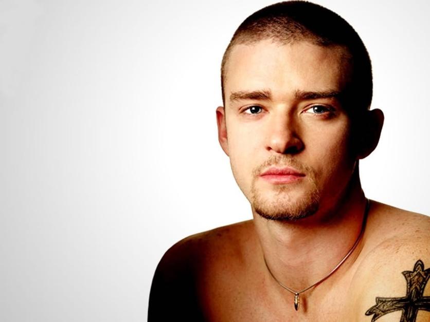 Baile, amantes y Britney: 27 fotografías del antes y después de Justin Timberlake 17