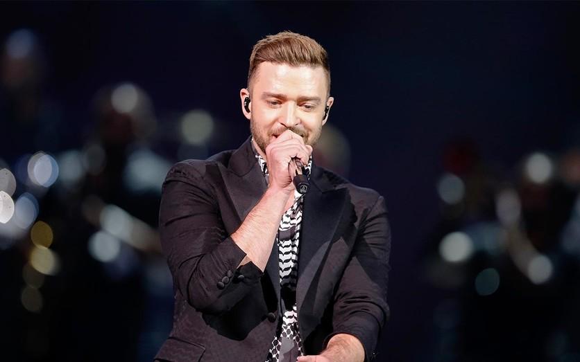 Baile, amantes y Britney: 27 fotografías del antes y después de Justin Timberlake 22