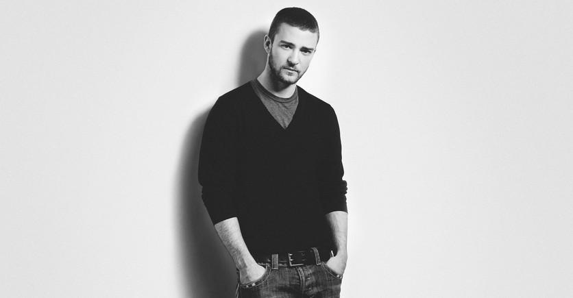 Baile, amantes y Britney: 27 fotografías del antes y después de Justin Timberlake 23