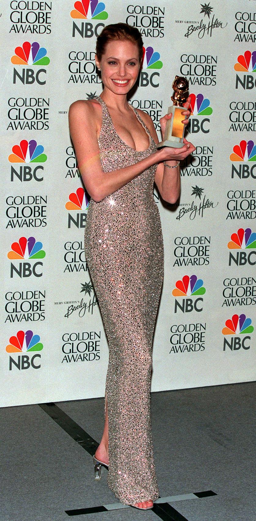 Cuál fue el look más icónico de los Golden Globe, según el año en que naciste 39