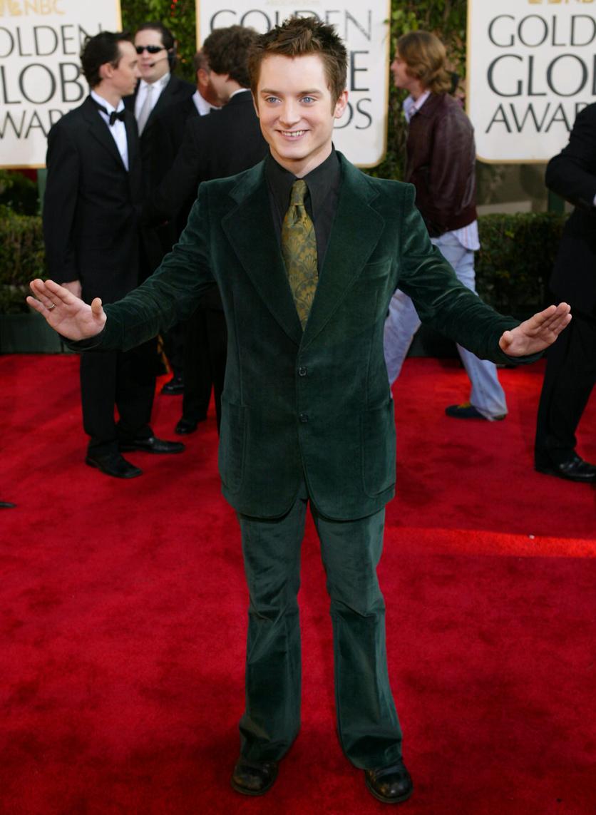 Cuál fue el look más icónico de los Golden Globe, según el año en que naciste 44