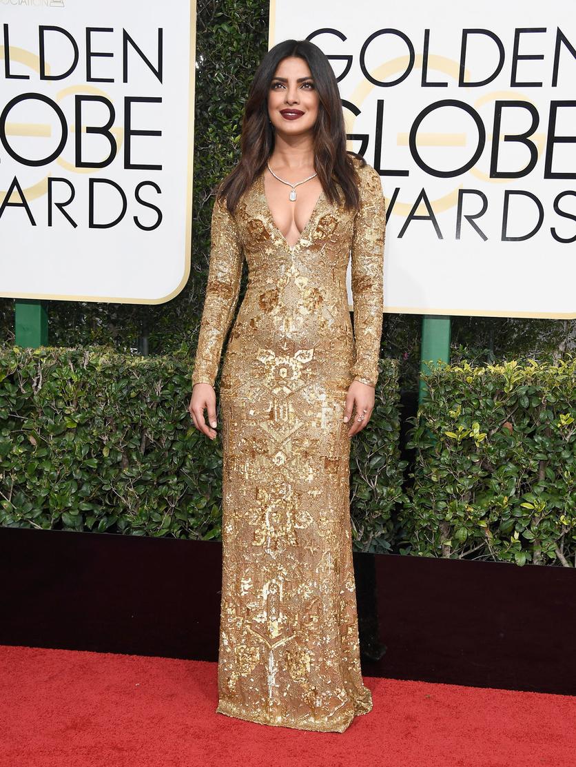 Cuál fue el look más icónico de los Golden Globe, según el año en que naciste 56
