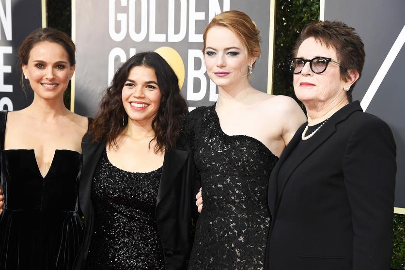 Cuál fue el look más icónico de los Golden Globe, según el año en que naciste 57