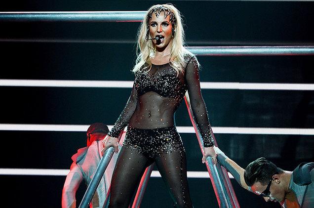 Britney Spears anuncia su retiro temporal de los escenarios 2