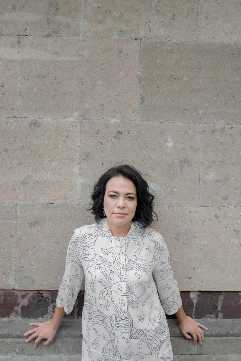 Repensar lo mexicano: Giovanna Zacarías 3