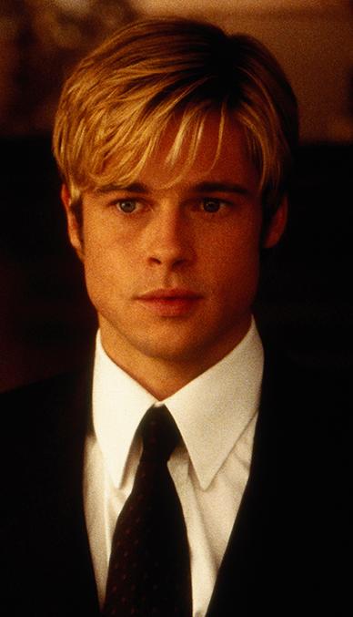 40 fotografías de Brad Pitt que demuestran su belleza 10