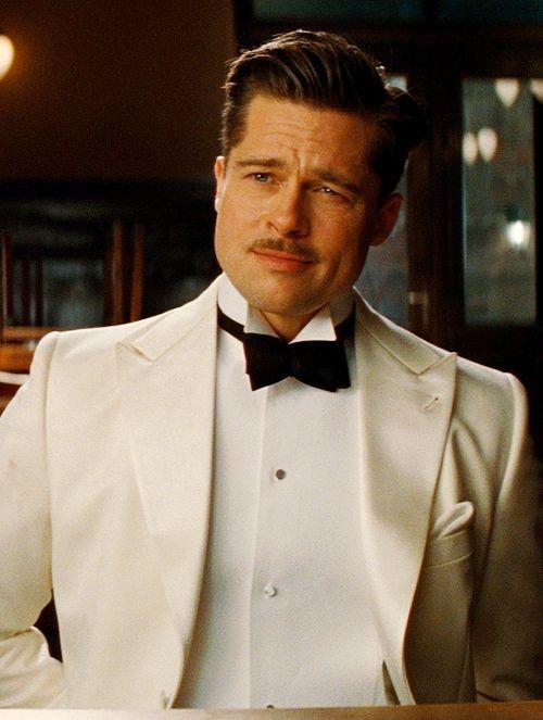 40 fotografías de Brad Pitt que demuestran su belleza 22