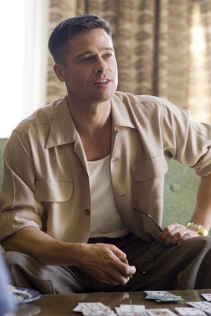 40 fotografías de Brad Pitt que demuestran su belleza 23