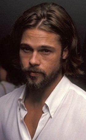 40 fotografías de Brad Pitt que demuestran su belleza 30