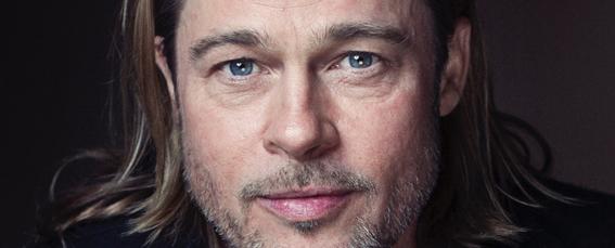 40 fotografías de Brad Pitt que demuestran que es el hombre más guapo del mundo