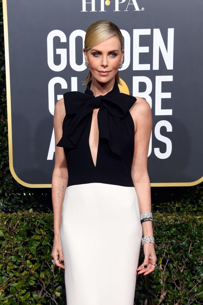 Los looks más importantes en la alfombra roja de los Golden Globe  1