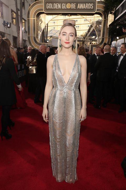 Los looks más importantes en la alfombra roja de los Golden Globe  2