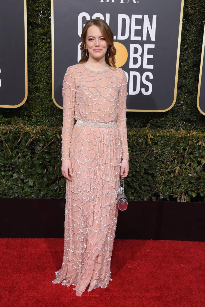 Los looks más importantes en la alfombra roja de los Golden Globe  3