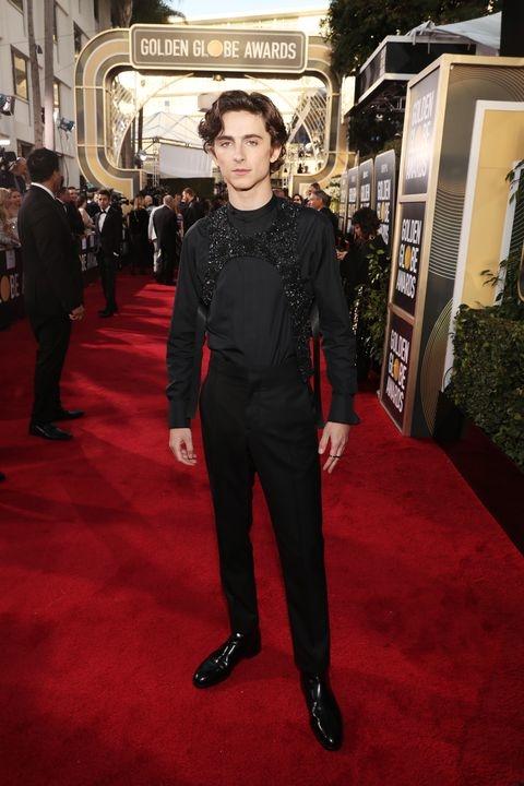 Los looks más importantes en la alfombra roja de los Golden Globe  17