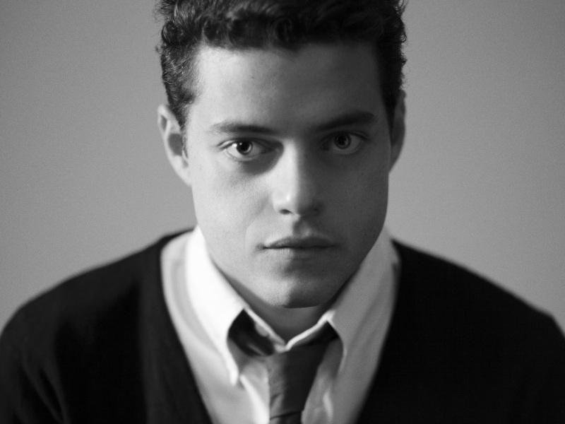 15 fotos que no conocías de Rami Malek  3