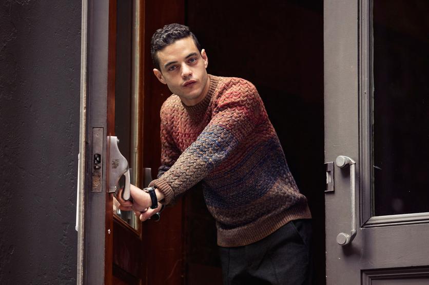 15 fotos que no conocías de Rami Malek  7