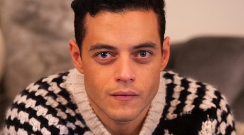 15 fotos que no conocías de Rami Malek  15