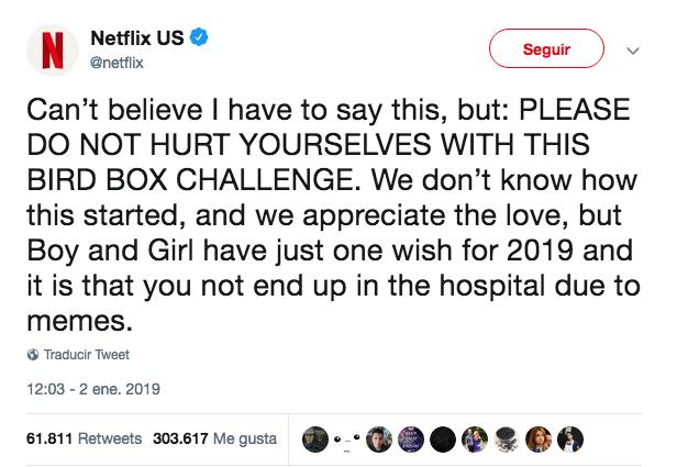 El verdadero final de Bird Box que Netflix censuró por ser demasiado fuerte 1