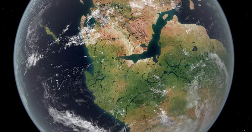 Pangea Ultima: Por qué en el futuro la Tierra volverá a ser un supercontinente 1