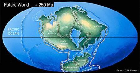 Pangea Ultima: Por qué en el futuro la Tierra volverá a ser un supercontinente 3