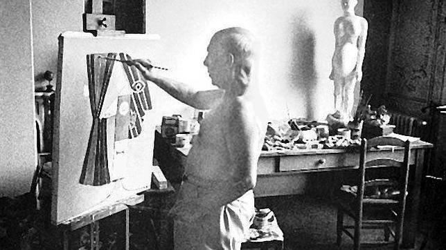 El día que la mafia Corsa robó 118 cuadros de Pablo Picasso en Francia  1