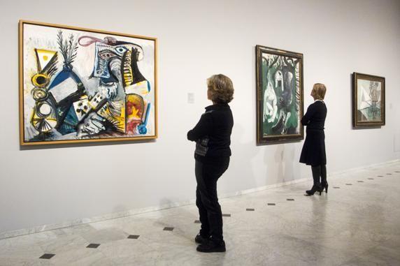 El día que la mafia Corsa robó 118 cuadros de Pablo Picasso en Francia  3