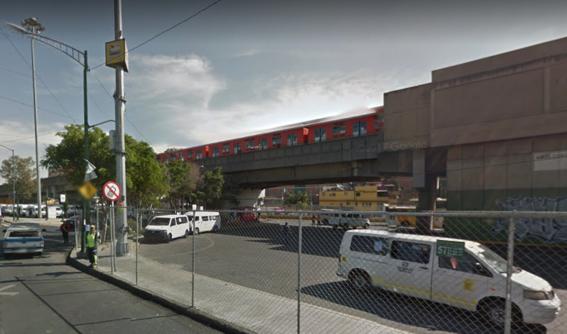 asalto policia investigacion metro pantitlan 1