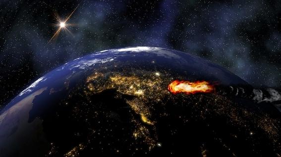 la nasa desmiente impacto de asteroide contra la tierra 2