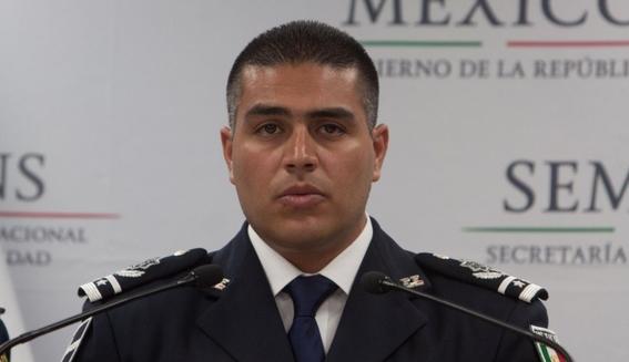 omar hamid garcia harfuch se desempena como titular de la policia de investigacion de la procuraduria general de justicia pgj de la ciudad de m 1