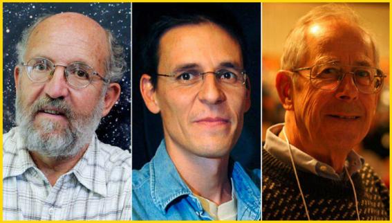 tres cosmologos ganan el nobel de fisica 2019 1