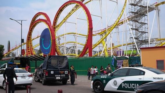 Revocan permiso a Feria de Chapultepec tras accidente