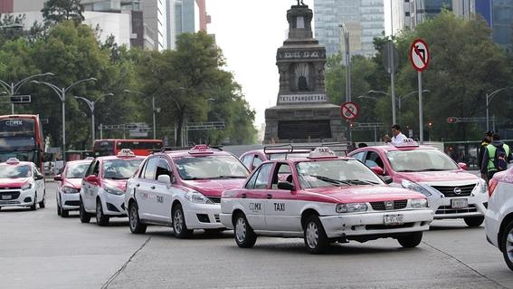 taxistas anuncian que marcharan el proximo lunes 2