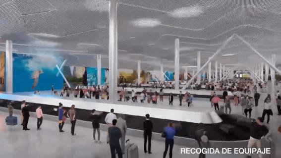 asi es como se vera el nuevo aeropuerto felipe angeles en lo que fue la base aerea de santa lucia 10