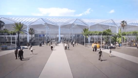 asi es como se vera el nuevo aeropuerto felipe angeles en lo que fue la base aerea de santa lucia 4
