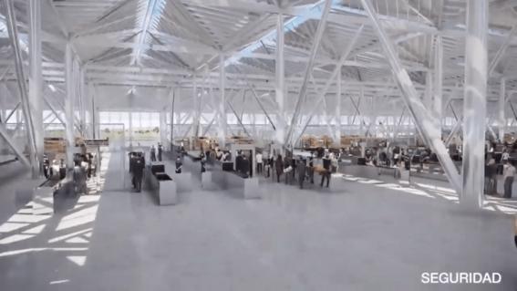 asi es como se vera el nuevo aeropuerto felipe angeles en lo que fue la base aerea de santa lucia 11
