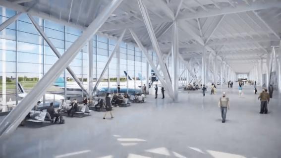 asi es como se vera el nuevo aeropuerto felipe angeles en lo que fue la base aerea de santa lucia 12